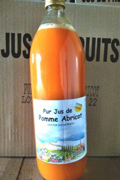 jus de pomme abricot direct producteur