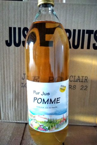 jus de pomme direct producteur